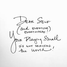 dear self-playing small doesn't serve