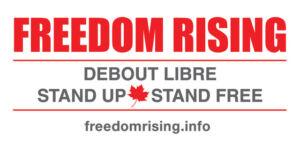 Freedom Rising Logo Laura JE Hamilton LJEH